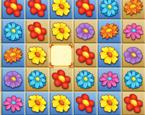 Çiçek Bahçesi Ezme 3 Eşleştirme