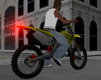 Şehirde Hız Motor Simülasyonu