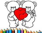 14 Şubat Sevgililer Günü Boyaması