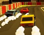 2 Kişilik 3D Araba Yarışı