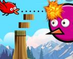 2 kişilik Flappy Birds