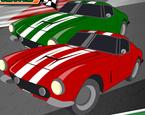 2 Kişilik Mini Araba Yarışı