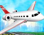 3D Uçak Simülasyonu