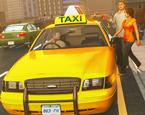3D Taksi Simülasyonu