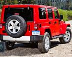 4x4 Jeep Dağ Tırmanışı