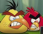 Angry Birds Patlatma