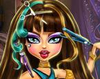 Cleopatranın Çılgın Saçları