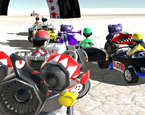 Extreme Racing Cartoon 2019