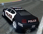 Polis Arabası Drifti