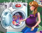 Anna Çamaşır Yıkama Günü