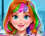 Anna Renkli Saçlar