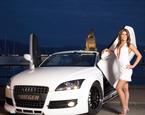 Araba ve Kız Yapbozu