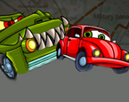 Arabaları Yiyen Arabalar 2