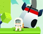 Astronot Zıplatma