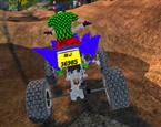 ATV Off Road Yarışı