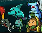 Balık Saldırısı