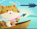 Balık Tutan Kedi