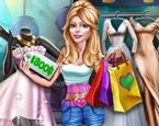 Gerçek Barbie Alışverişte