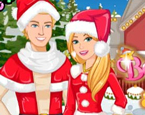 Barbie Ve Ken Yılbaşı Hazırlığı