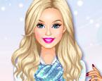 Barbie Kış Elbiseleri