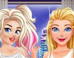 Barbie Ve Harley Moda Tasarımı