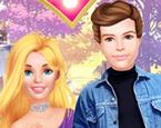 Barbie Ve Kenin Randevu Hazırlığı
