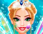 Barbie Yüz Boyama Partisi