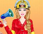 Barbie İş Kıyafetleri Giydirme