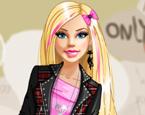 Barbie Rock Tarzı Giydirme