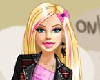 Barbie Ve Rocker Kızlar