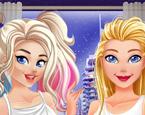 Moda Gösterisi Barbie ve Harley