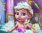 Bebek Elsayı Yıka