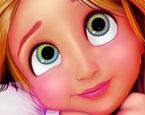 Bebek Rapunzel Bakımı
