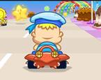 Bebek Araba Yarışı