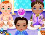 Bebek Bakıcısı Çılgın Gündüz Bakımı