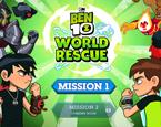Ben 10 Dünyayı Kurtarmak
