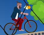 Bisiklet Dağ Yolculuğu