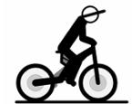 Bisikletle Serbest Atlama