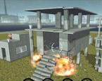 Bomba Atarak Bina Yıkma
