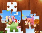 Yapboz Bulmacalar Çocuk Çizgi Filmleri