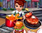 Hızlı Pişir Hot Dog Ve Burger Çılgınlığı