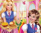 Barbie Burgerci Prensesler