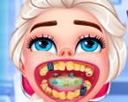 Buz Prensesi Diş Doktorunda