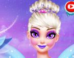 Buz Kraliçesi Güzellik Makyajı