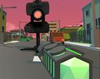 Çılgın Robot Şehirde
