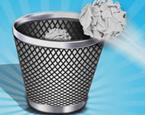 Çöpe Basket At