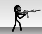 Çöp Adam Oyunları Silahlı