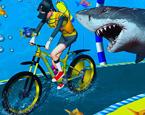 Deniz Altında Bisiklet Sürme