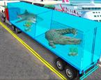 Deniz Hayvani Taşıyan Tır