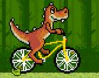Dinazor Bisiklet Sürme